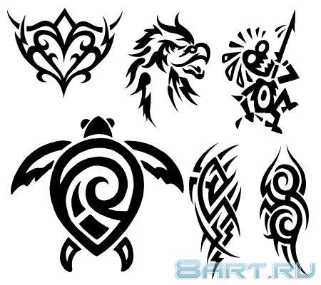Шрифты для татуировок на английском