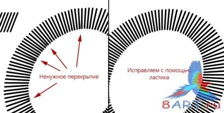 Эффект вышивки в фотошопе