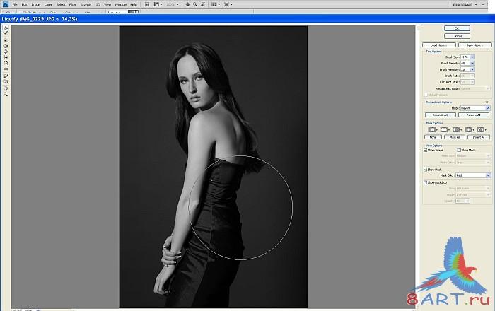 Обработка черно-белой фотографии в фотошопе: http://8art.ru/1181-obrabotka-cherno-beloy-fotografii-v-fotoshope.html