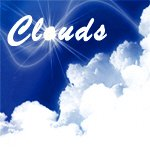 Clouds Brushes. Кисти для Photoshop