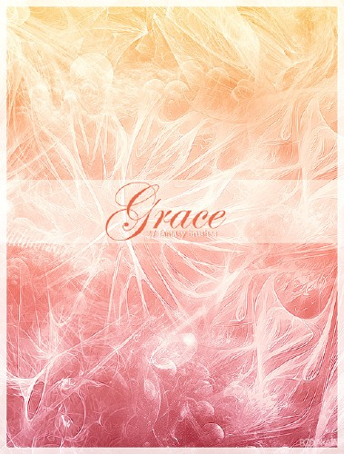 Grace - Photoshop brushes