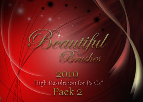 Beautiful Brushes 2010 - Pack 2