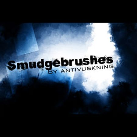 "Кисти для Photoshop-a ""SmudgeBrushes"""
