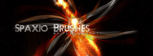 Spaxio Brushes by Flow Graphic