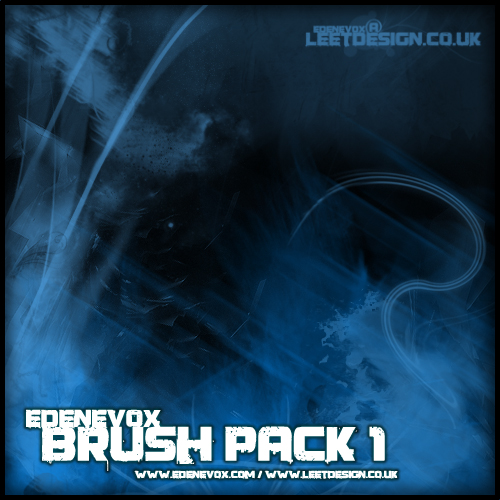 EdenEvoX's Brush Pack