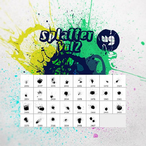 Splatter vol.2