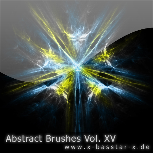 Кисти для Photoshop - Abstract Brushes vol. 15-5x