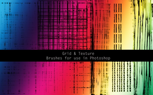 Grid Pattern Brushes