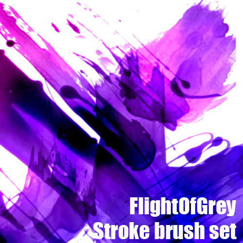Brushes for Photoshop - Stroke