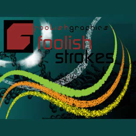 Кисти для Photoshop Foolish Strokes
