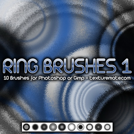 Rings 1 Brush Pack