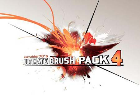 Ultimate Photoshop Brushes Pack No 4