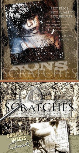 Scratches Brushes