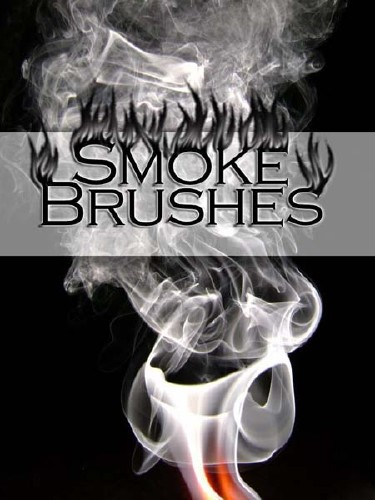Smoke Photoshop Brushes Collection