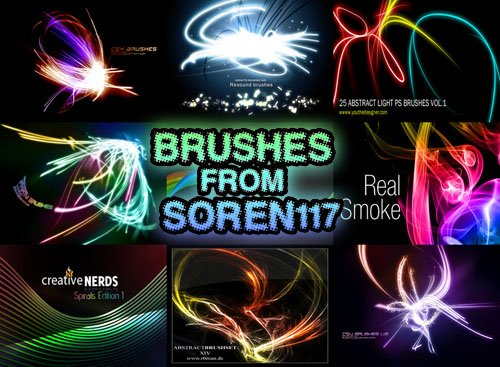 Super Photoshop Brushes