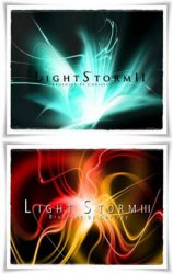 Light Storm II, III. ����� ��� Photoshop