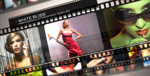 Videohive - White Bliss 479479 - Projects for After Effects