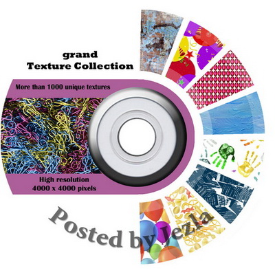 Grand Texture Collection (Part 14)