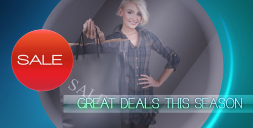 Videohive - Promo Sales - After Effects Project