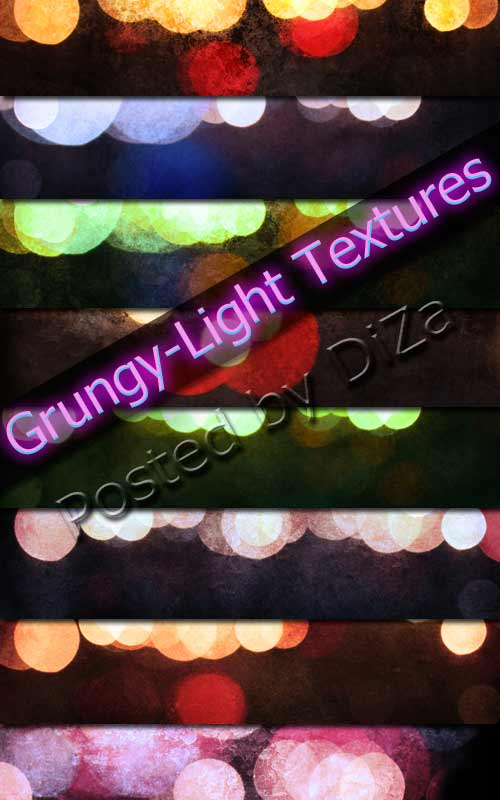 Grungy-Light Textures