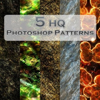 5 HQ Photoshop Patterns (Part 2)