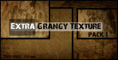 Extra-High Grungy Texture