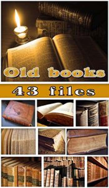 Textures - Old books