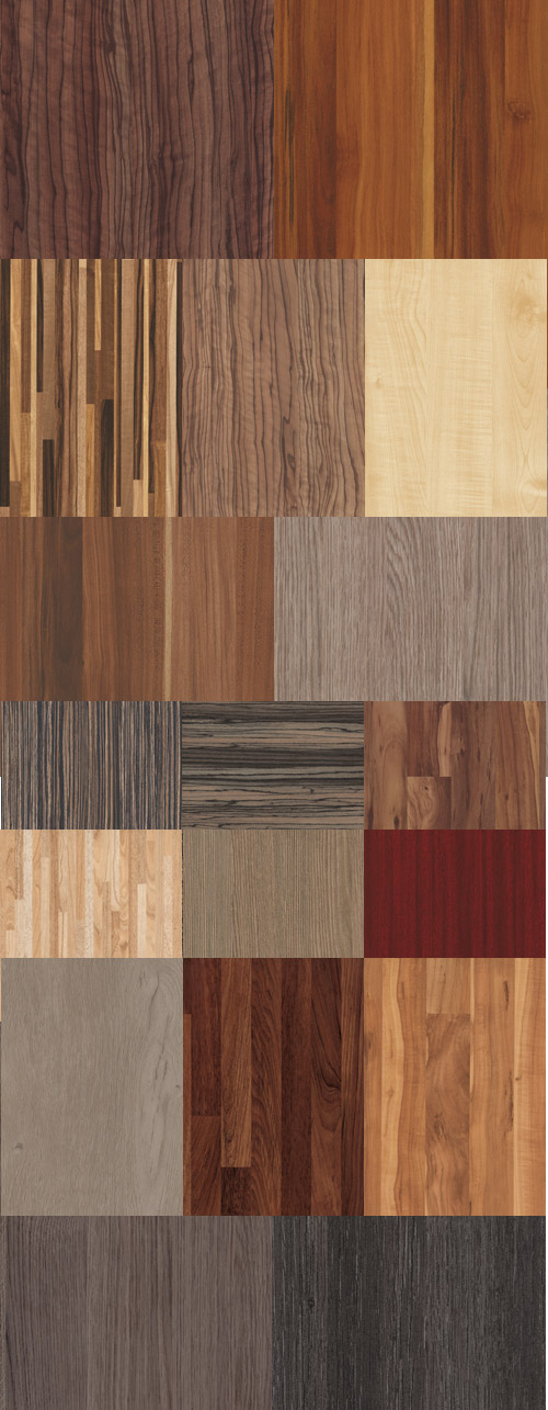 A set of wooden texture # 20