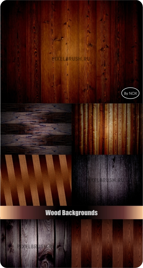 Wood Backgrounds - ������, ��������, ���