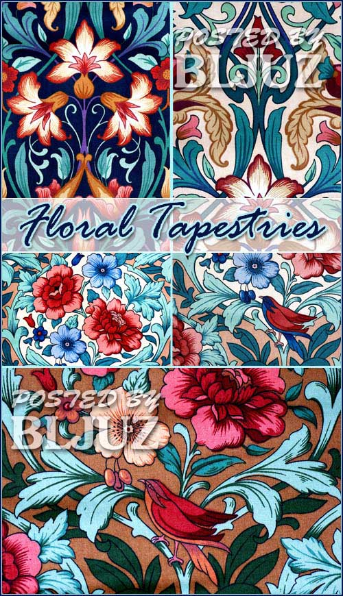 Floral Tapestries