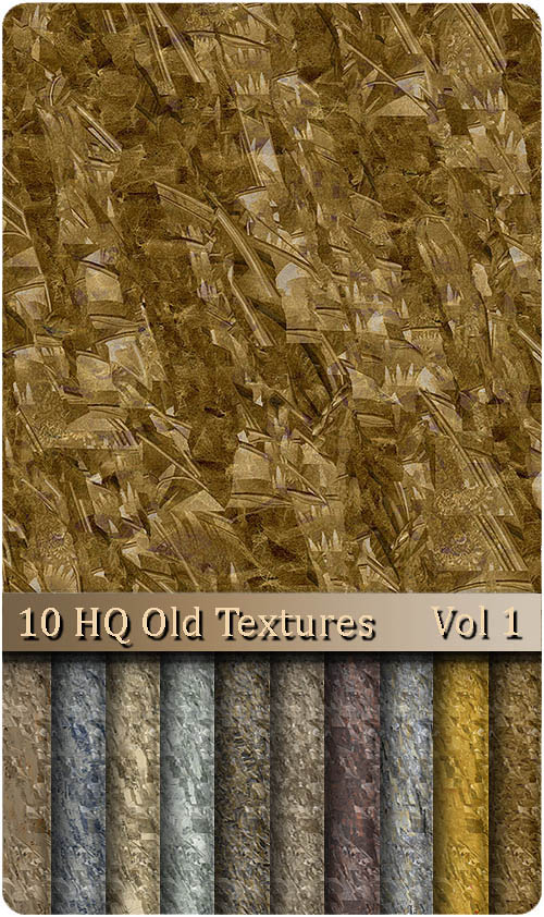 10 HQ Old Textures