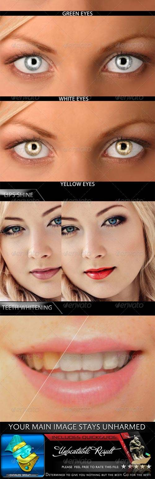 GraphicRiver Complete Beauty Lab Image Expert - REUPLOAD