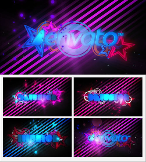 Videohive - Delusion 139987 - Projects for After Effects
