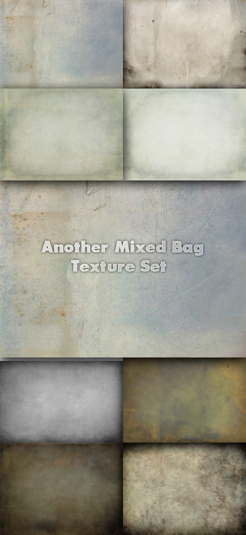 Mixed Bag Texture Set