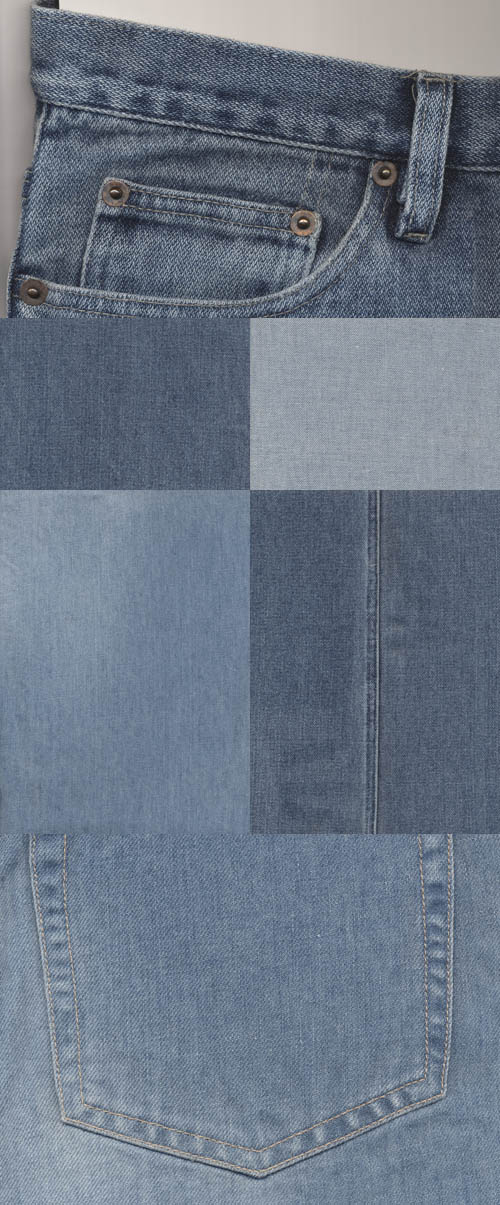 Denim texture set # 5