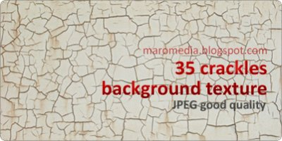 35 Crackles Background Texture