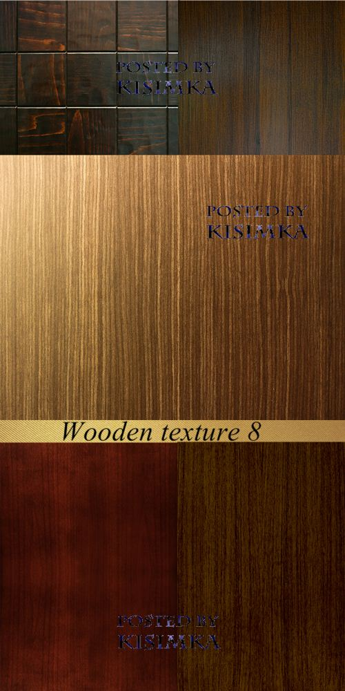 Stock Photo: Wooden texture 8
