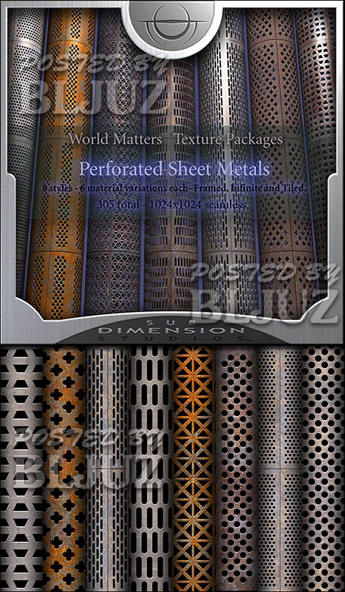 World Matters Perforated Metals