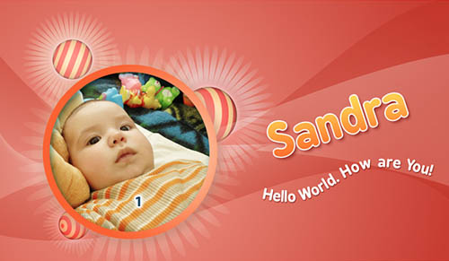 Videohive - Baby Gallery 109601 - Project for After Effects