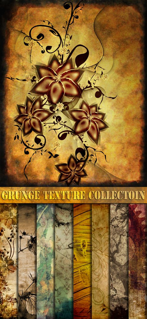 Grunge Texture Collectoin
