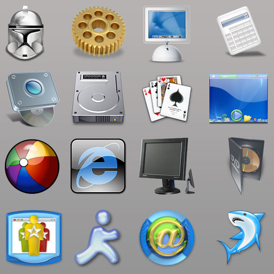 Icons for OS - ������ ��� ������������ ������(������)