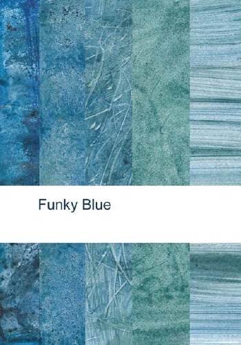 Funky Blue Texture Pack