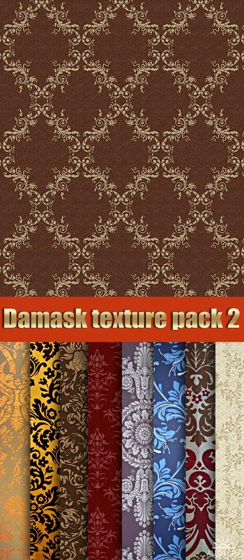 Damask texture pack 2