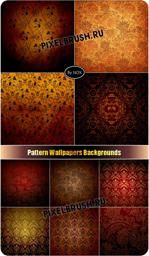 Patterns Wallpapers Backgrounds - Узоры, обои, фон