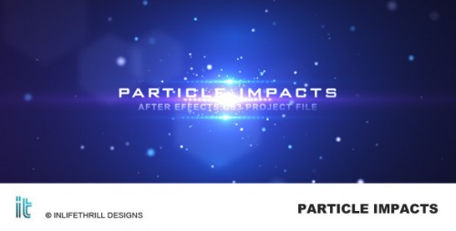 Videohive - Particle Impacts 87589 - Projects for After Effects