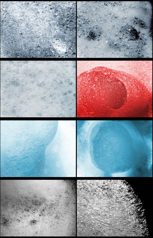 Foam - Abstract Backgrounds