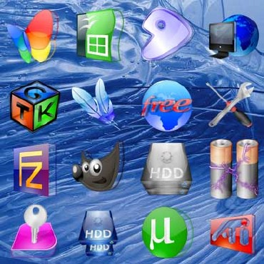 Windows 7 Icons Pack vol.4