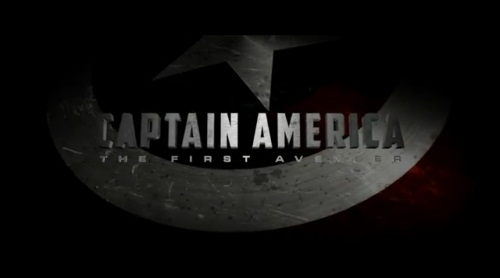 Aetuts+ Hollywood Movie Title Series – Captain America