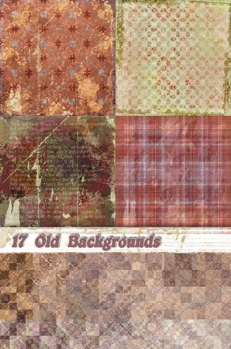 17 Old Backgrounds
