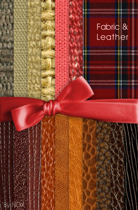 Fabric & Leaser Textures